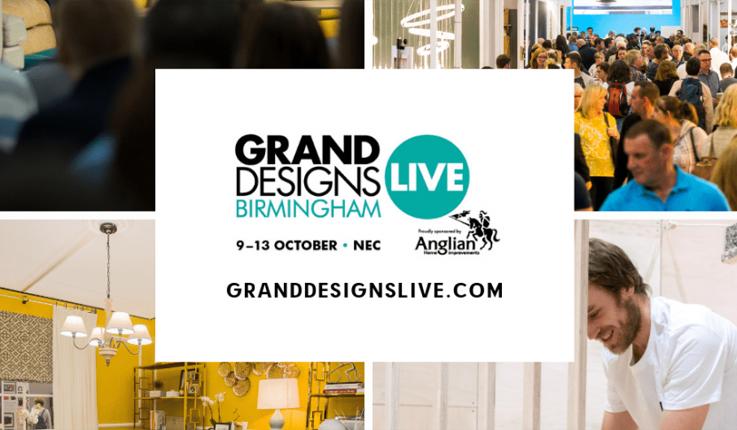 1 Month Till Grand Designs Live