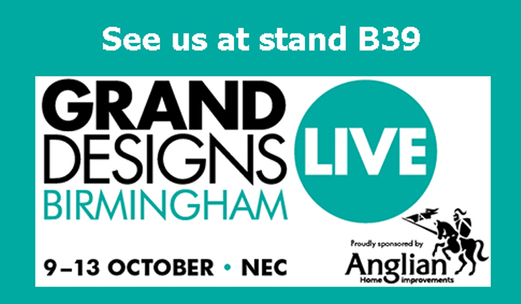 Grand Designs Live Starts Today!