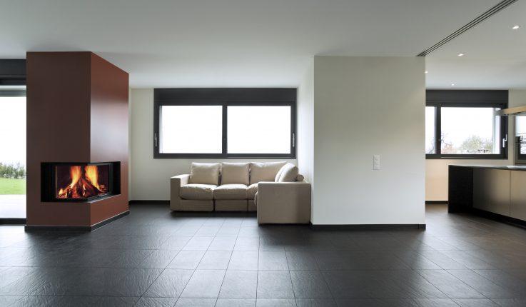 spacious livign area