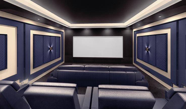 home cinema feature